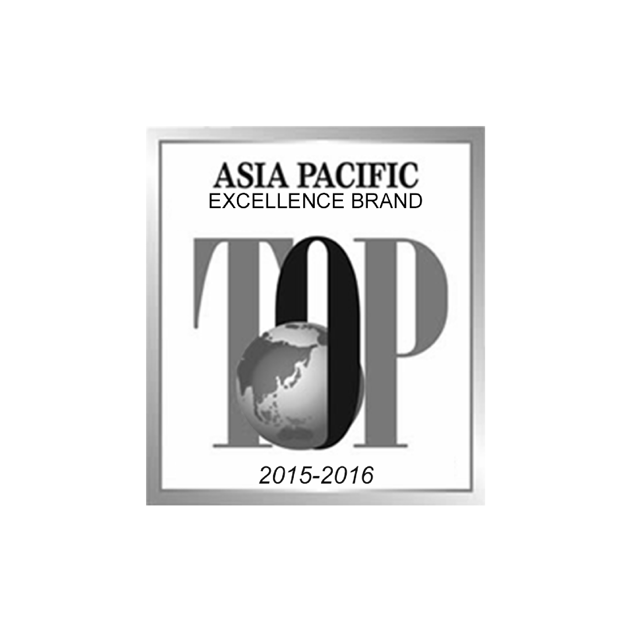 ASIA PACIFIC TOP EXCELLENCE BRAND - BOOK OF THE TOP (2015- 2016)